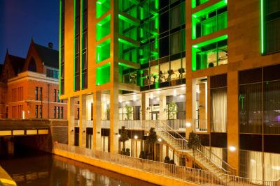 City Inn Contemporary Hotel Manchester - Laterooms