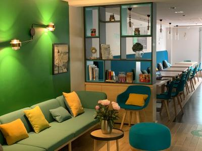 Holiday Inn PARIS - MONTMARTRE - Laterooms