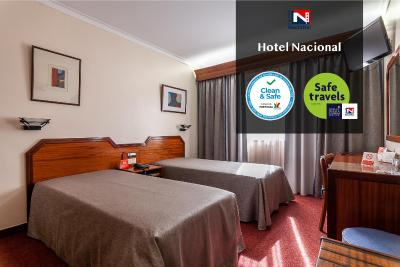 Hotel Nacional - Laterooms