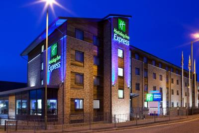 Holiday Inn Express HEMEL HEMPSTEAD - Laterooms