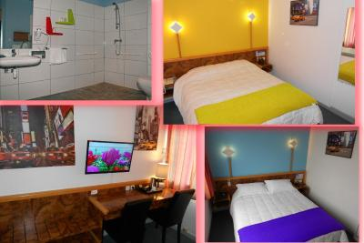 Arche Hotel - Laterooms