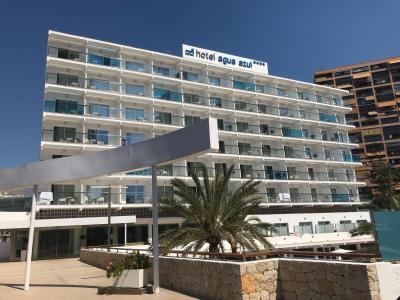 Hotel Agua Azul - Laterooms