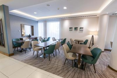 Hampton by Hilton Bournemouth - Laterooms