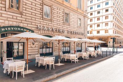Bettoja Hotel Massimo d'Azeglio - Laterooms