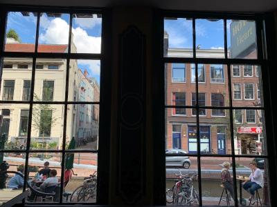 Heart Of Amsterdam - Hostel - Laterooms