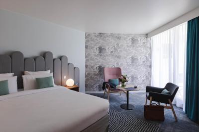 Hôtel Mercure Aix Les Bains Domaine de Marlioz - Laterooms
