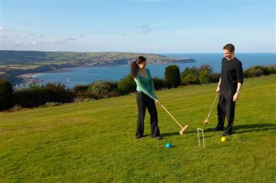 Raven Hall Country House Hotel and Golf Course - Laterooms