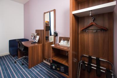 Comfort Inn London Vauxhall - Laterooms