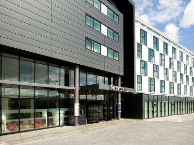 Novotel Edinburgh Park - Laterooms