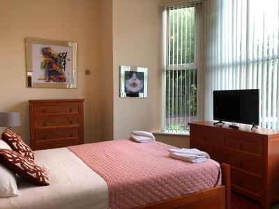 Hendham House Hotel - Laterooms