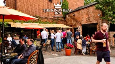 Kings Head Inn - Laterooms