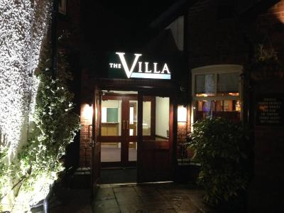 The Villa Express - Laterooms