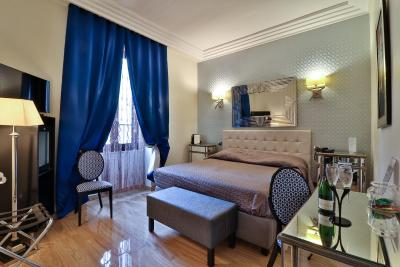 Le Meurice - Laterooms