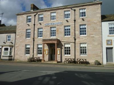 The Inn at Brough - Laterooms