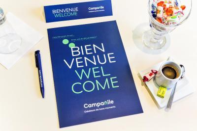 Campanile Hotel Cardiff - Laterooms