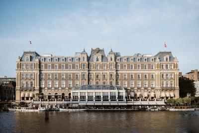 InterContinental AMSTEL AMSTERDAM - Laterooms
