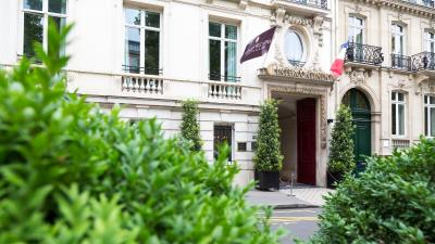 InterContinental PARIS - AVENUE MARCEAU - Laterooms