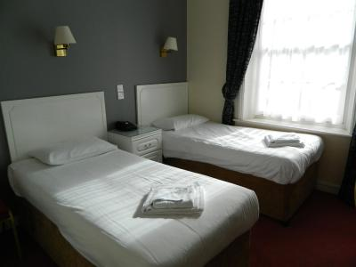 Afton Hotel - Laterooms