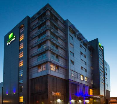 Holiday Inn Express SWINDON CITY CENTRE - Laterooms