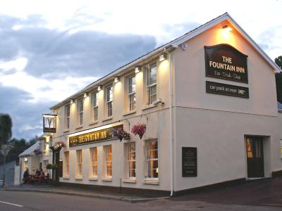 The Fountain Inn - Laterooms