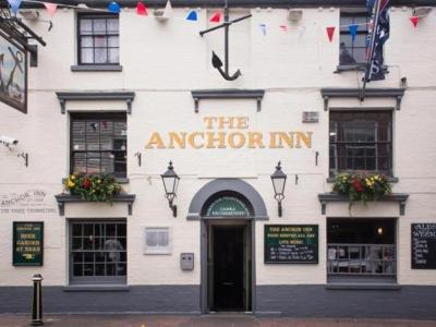 The Anchor Inn - Laterooms