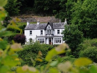 Tintern Old Rectory B&B; - Laterooms