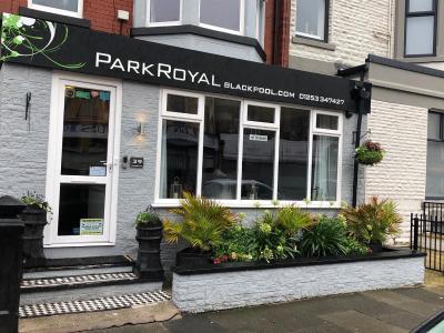 ParkRoyal Blackpool - Laterooms