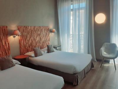 Hôtel La Villa Tosca - Laterooms