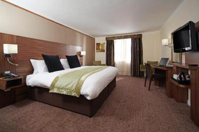 Mercure Letchworth Hall Hotel - Laterooms
