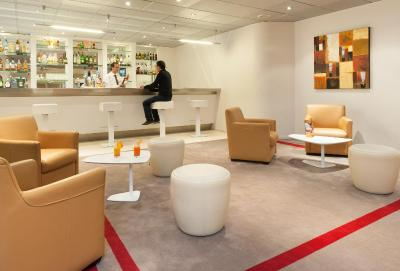 Hôtel Mercure Paris Le Bourget - Laterooms