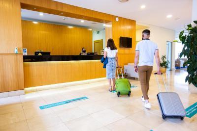 Vila Nova Hotel - Laterooms