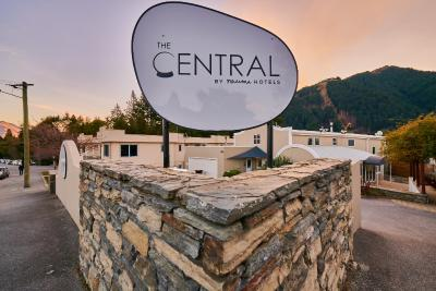 Central Ridge Boutique Hotel - Laterooms