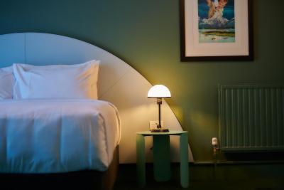 Central Ridge Boutique Hotel - Laterooms