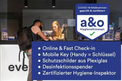 A&O; München Hauptbahnhof - Laterooms
