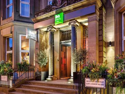 ibis Styles Edinburgh Centre St Andrew Square - Laterooms