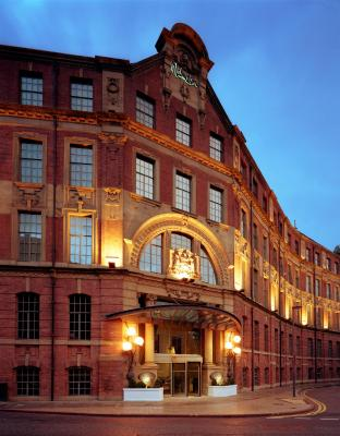 Malmaison Leeds - Laterooms