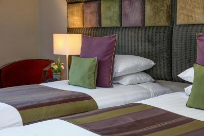 Best Western Glasgow Livingston Hilcroft Hotel, Livingston - Laterooms