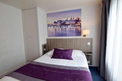 Hotel Saphir Grenelle - Laterooms