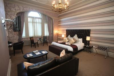 BEST WESTERN  Grand Hotel - Laterooms