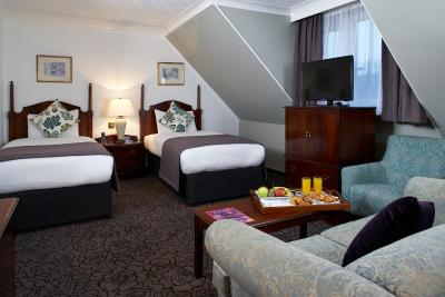 Copthorne Hotel London Gatwick - Laterooms