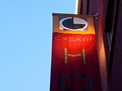 Creatif Hotel Elephant - Laterooms