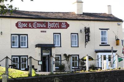 The Rose And Crown Hotel - Laterooms
