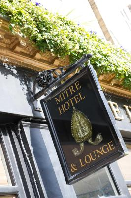 Innkeeper's Lodge London, Greenwich (Formerly The Mitre Hotel) - Laterooms