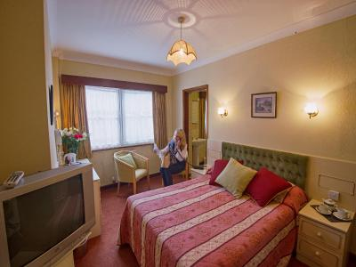 Stafford Hotel - Laterooms