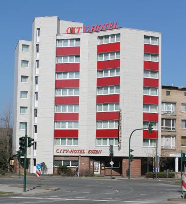 City Hotel Essen - Laterooms