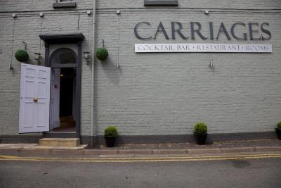 Carriages - Laterooms