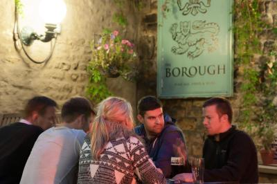 The Borough - Laterooms