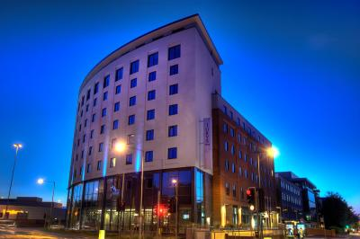 Jurys Inn London Watford - Laterooms