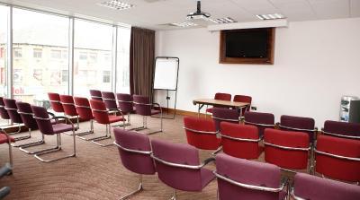Jurys Inn Nottingham - Laterooms
