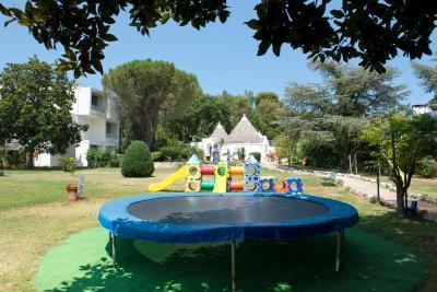 Hotel Sierra Silvana - Laterooms
